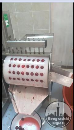 Oprema za sušenje voća