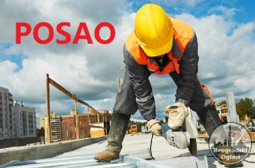 Potrebni majstori i pomoćni radnici fasaderi