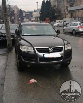 Volkswagen Touareg 2.5 2010. godište