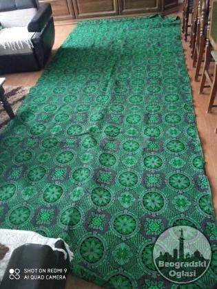 Cilimi stari preko 40 godina nekorisceni, odlicno ocuvani rucno tkani