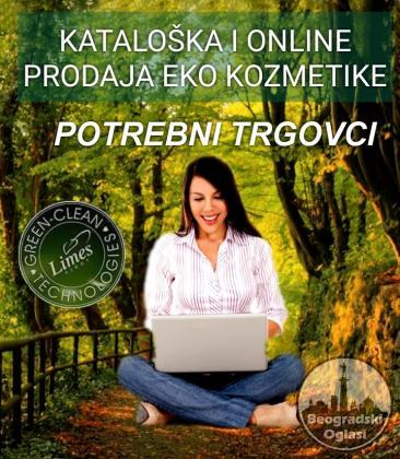Posao kod kuće.Kataloška i online prodaja