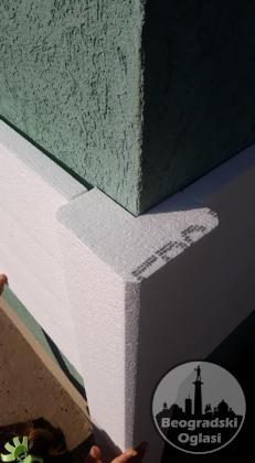 Imitacija daske od stiropora(KOSA)