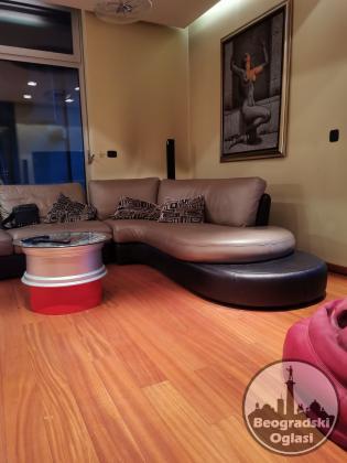 Lux novogradnja, Dorćol, garaža
