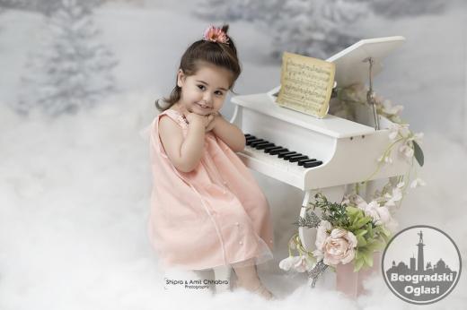 Časovi klavira za sve uzraste - nije neophodno muzičko predznanje!