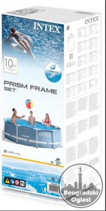 Bazen metalni okvir 3.05 x 0.76 Prism Frame