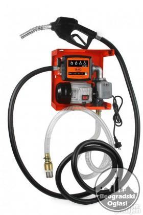 BJC Pumpa za pretakanje goriva AutoStop NOVO