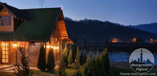 BRVNARA na obali reke Drine