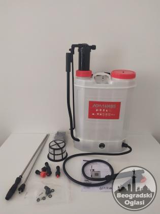 Akumulatorska AGM prskalica i atomizer za prskalicu