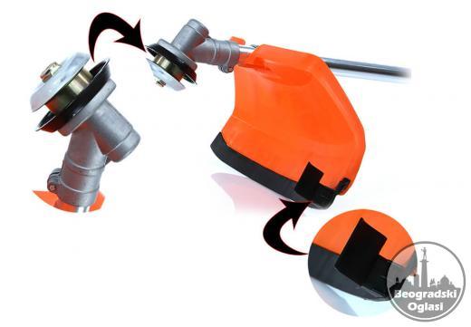 DEMON Motorni trimer za travu RQ580 5,2ks + 2 god. garancije