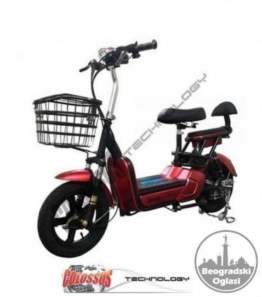 Električna bicikla colossus CSS 55Q NOVO 2021
