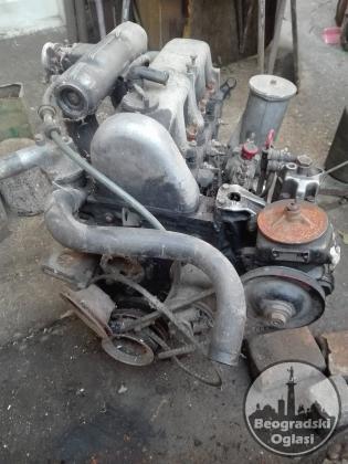 Motor 200D 1976 g. za Mercedes..