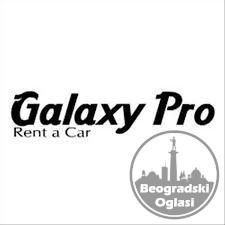 Rent a car Galaxy pro i Apartmani Jankovic Beograd
