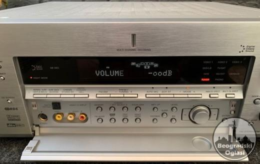 Sony 6.1 AV reciver multi channel STR-DB1080 QS