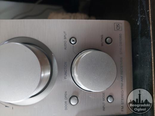 Sony 6.1 AV reciver multi channel STR-DB1080 QS