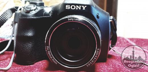 Sony DSC-H300 Digitalni Fotoaparat