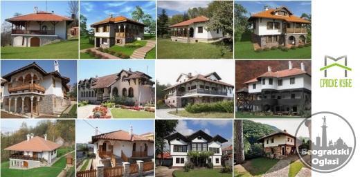 Srpske kuce