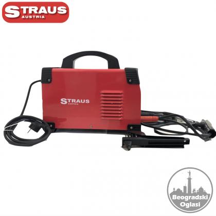 Straus inverterski aparat za zavarivanje 350A NOVO