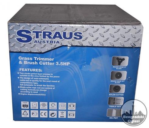 Trimer STRAUS AUSTRIA 3.5 KS NOVO AKCIJA