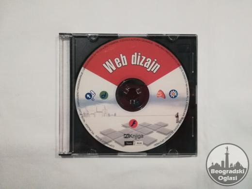 Web dizajn za početnike +CD
