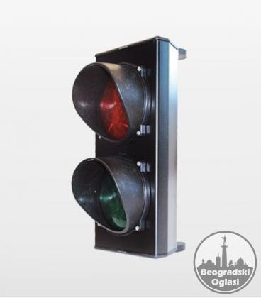FAAC LED traffic lights
