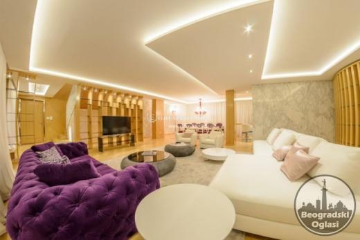 Izdavanje luksuznih stanova/Prestizan dizajn i udobnost / Vracar
