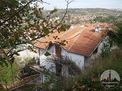 Kuca Soko Banja,moze zamena