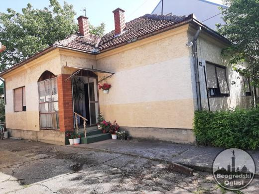 Kuca u selu Debeljaca, blizu Panceva
