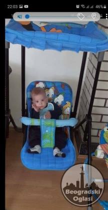 Ljuljaske za decu bebe