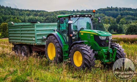 Traktorista za Slovacku. 800e-1.300e.Ekstra zarada