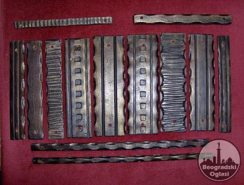 Kapije i ograde od kovanog gvozdja