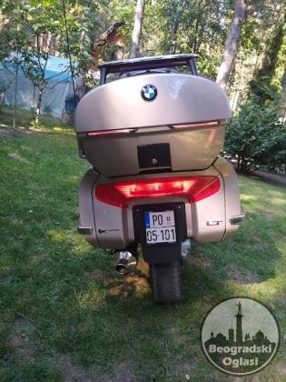 Motorcikli BMW K 1200LT