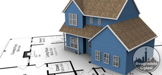 Izgradnja objekata i adaptacija