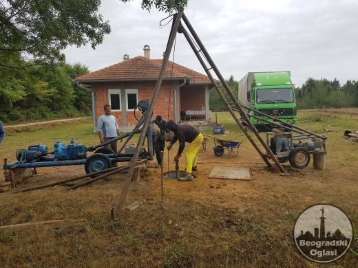 Masinsko busenje bunara