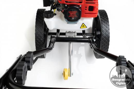 Mastermax trimer na kolicima - Trimer za travu od 3.5ks