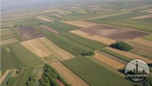 Prodaje se zemljiste 107ari-Stara Pazova