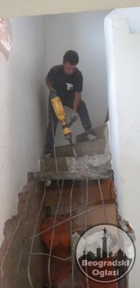 Razbijanje betona