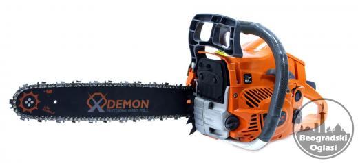 Demon Motorna testera 3ks - model za 2021.