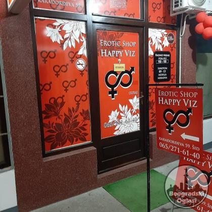 Erotic shop Happyviz