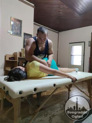 Masaze i Kiropraktika u vasem domu