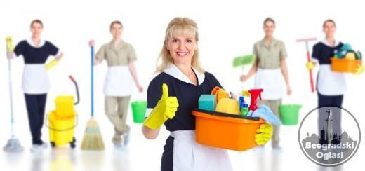 Potrebne radnice za profesionalno čišćenje