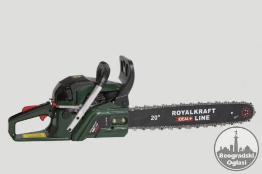 ROYALKRAFT Motorna testera LINE 3,4 KS