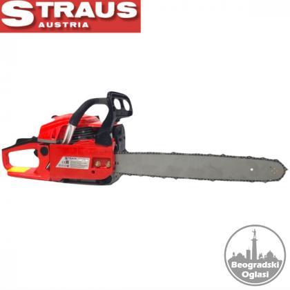 STRAUS Austria motorna testera 3.8 KS