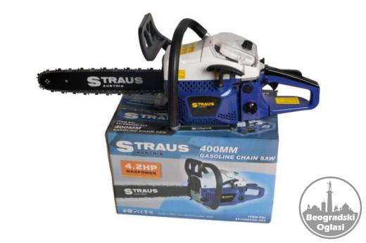 STRAUS Austria Motorna testera 4,2KS