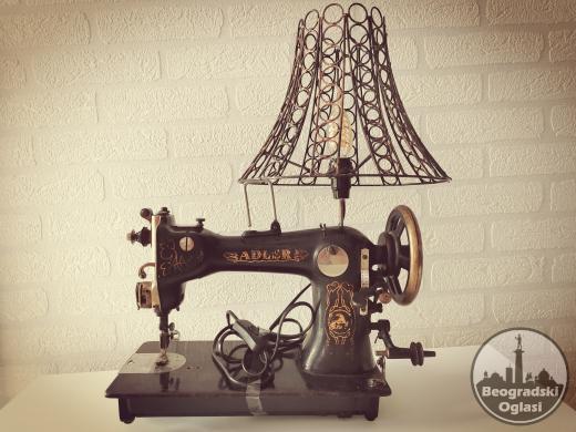 Lampa ADLER ručni rad