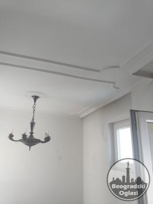 Zimski moleraj i obrada spaletni oko prozora ili vrata